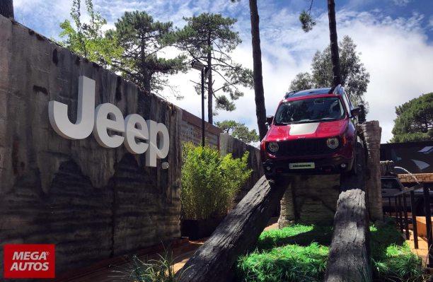 Jeep Renegade Trailhawk en Cariló
