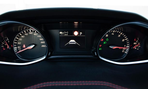 Tablero Peugeot 308 S