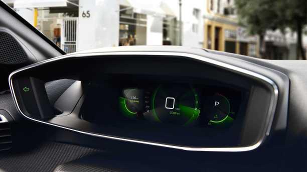Tablero digital Nuevo Peugeot 208