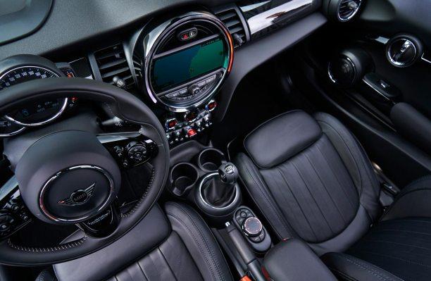 Interior Nuevo MINI Cooper