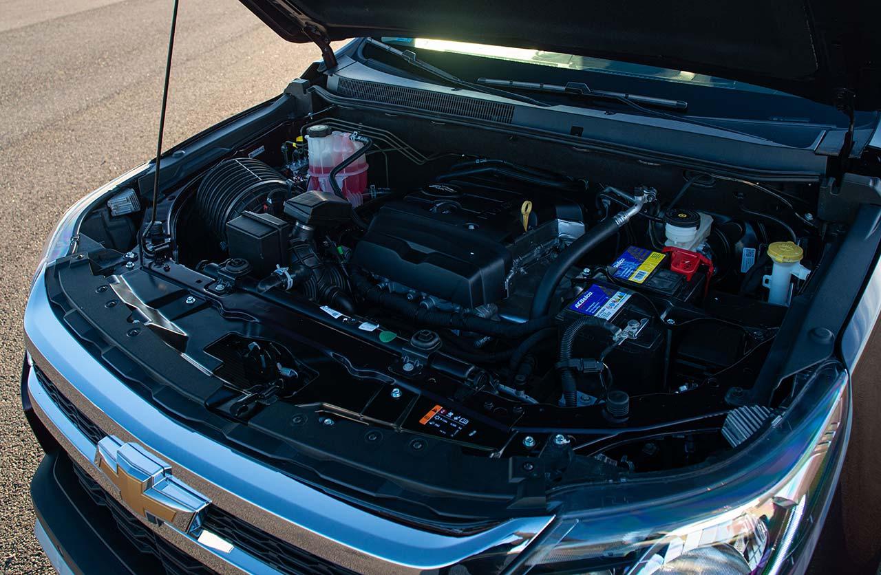 Motor Nueva Chevrolet S10 2021