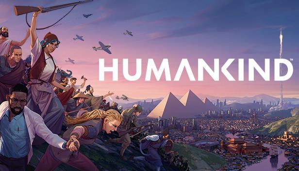 humankind title screen
