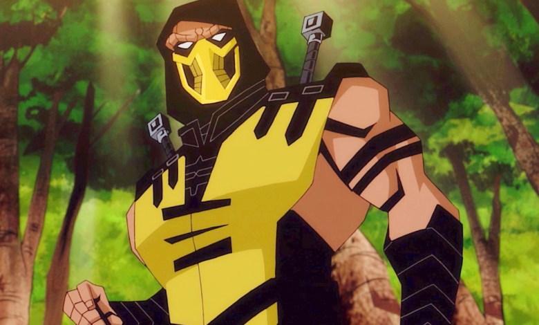 Mortal Kombat animated series