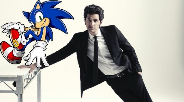 Sonic voice actor