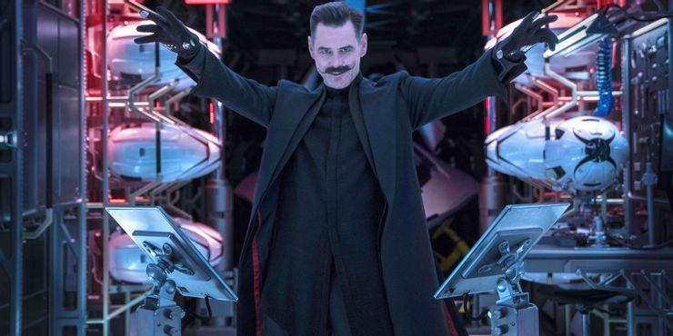 Jim Carrey as Robotnik