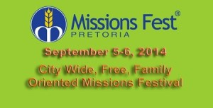 MissionsFest 2014 Advert - top 400wxs