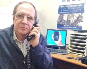 20150515_152640  Johan talking to Radio Rosestad  420x336