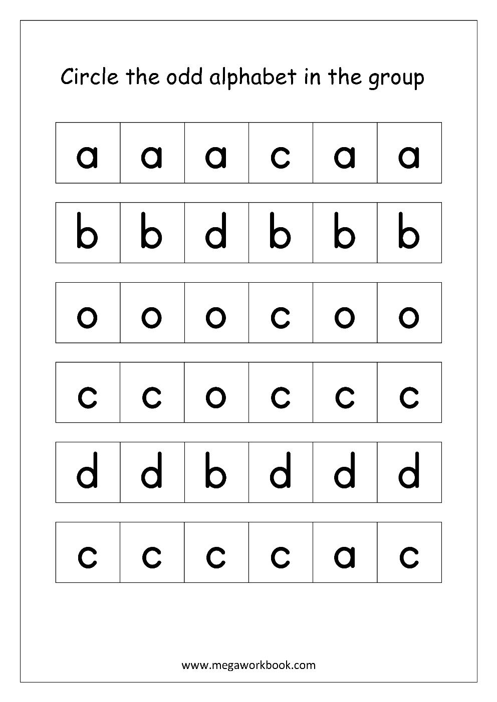 Letter Q Worksheets For Kindergarten