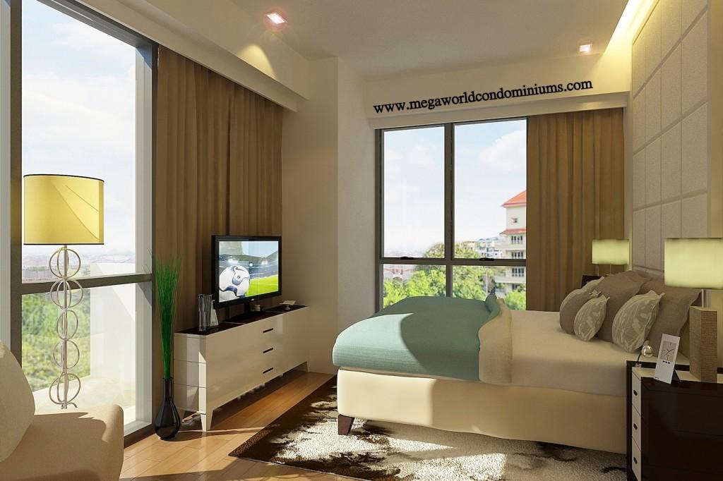 3BD Master's Bedroom