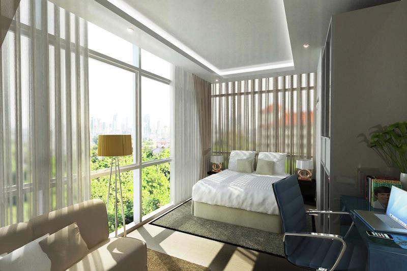 Park suites unit-f Master's BD-