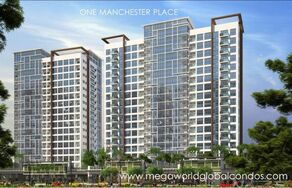One Manchester Place condos, Mactan Newtown Lapu Lapu City Cebu