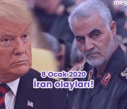 Photo of İran'da 8 Ocak 2020 Tarihinde Meydana Gelen Olaylar