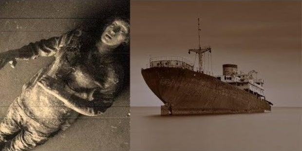 Dünyadaki En Esrarengiz Olaylardan Biri Hayalet Gemi SS Ourand Medan-min