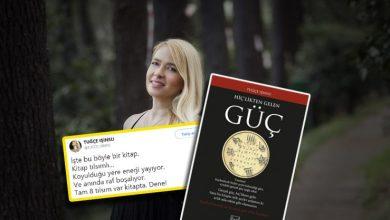Photo of Tuğçe Işınsu, yazdığı kitabın tılsımlı olduğunu iddia etti!