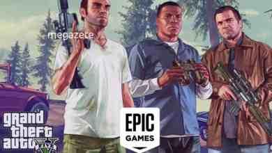 Photo of GTA 5 ücretsiz oldu… Epic Games'in sitesi çöktü!