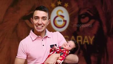 Photo of Muslera sevgisi nedeniyle yenidoğan oğluna Muslera ismini verdi!