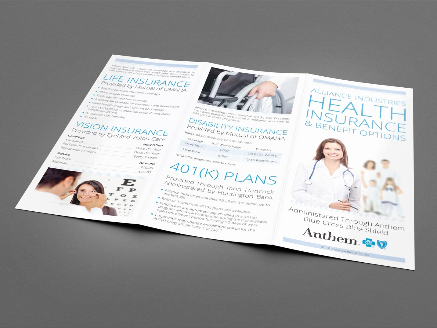 Alliance Industries Benefits Brochure