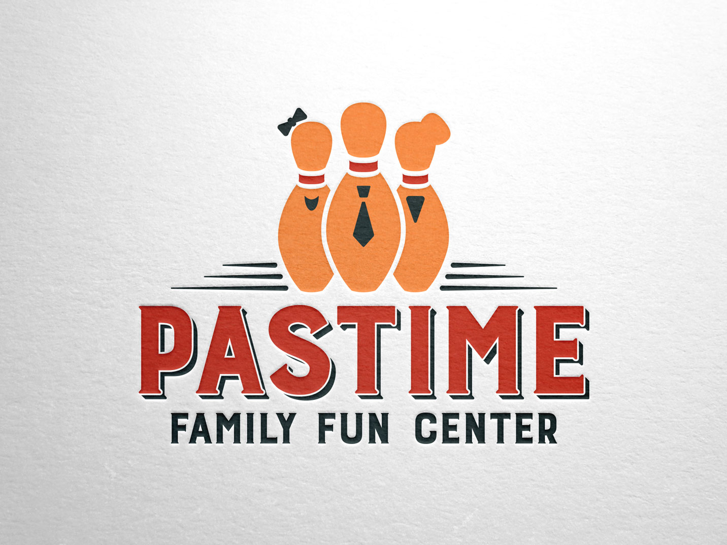 Pastime Family Fun Center Logo
