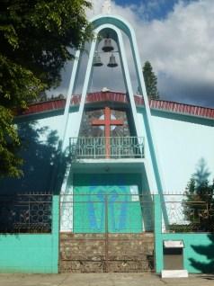 Iglesia Cuna Del Paz