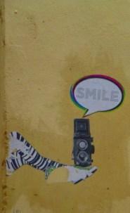 smile indeed