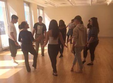 Photo by Julie Malnig, NYU in POPULAR DANCE AND AMERICAN CULTURAL IDENTITY
