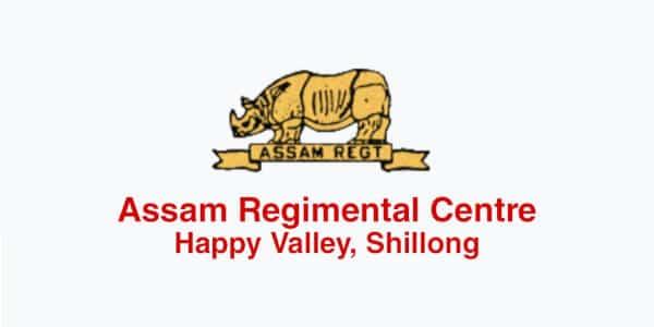 Assam Regimental Centre, Happy Valley, Shillong