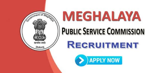 Meghalaya MPSC Recruitment