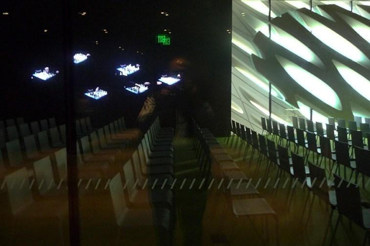 Rick meghiddo - The Broad - Presentations Room