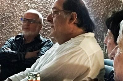 Gidi Orsher, Yehuda Stav, Rick meghiddo