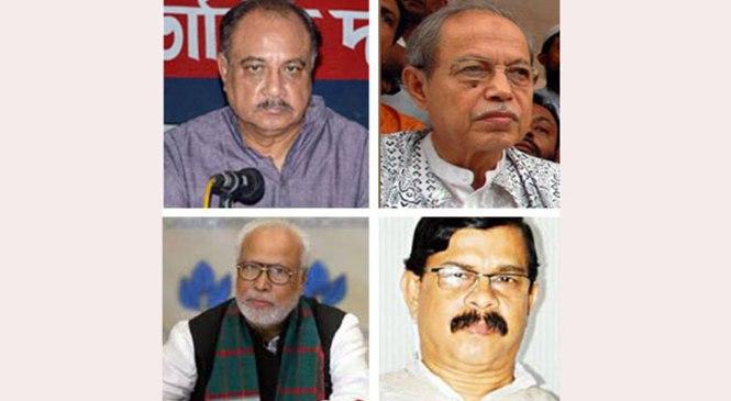 আ স ম রবের নতুন রাজনৈতিক জোট 'যুক্তফন্ট' : প্রধান বি চৌধুরী