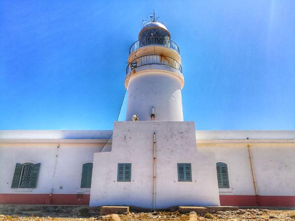 Faro Cap de Cavalleria