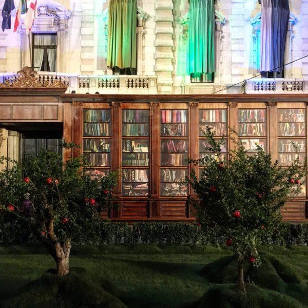 la biblioteca dei tessuti a milano xl