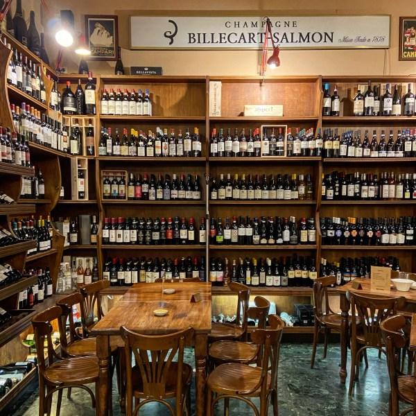 Bottiglieria Bulloni tra le Enoteche Milano