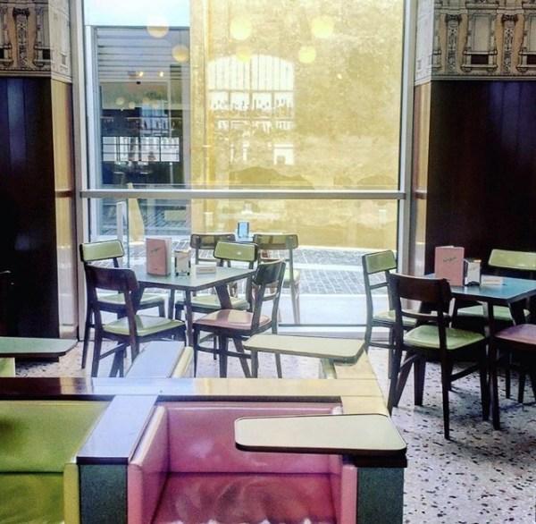 bar luce tra le caffetterie musei milano