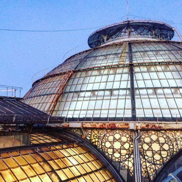 cupola sulla highline galleria vacanze natale cosa fare