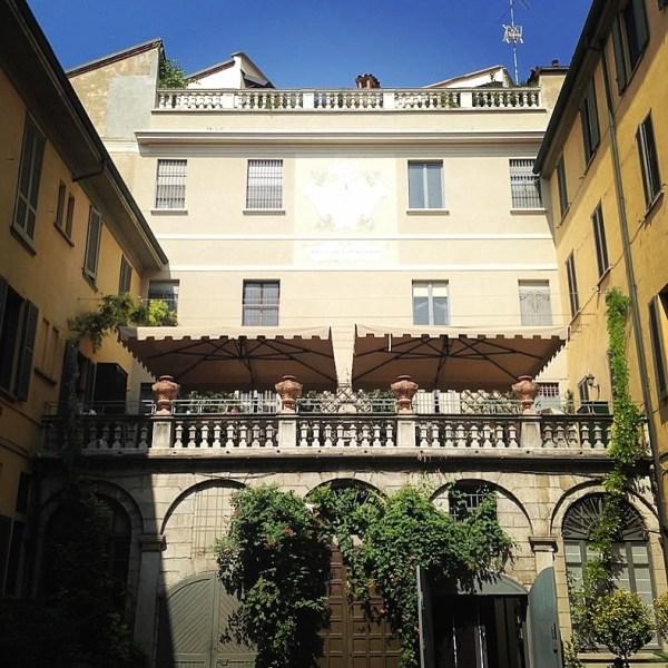 cavoli a merenda tra i Ristoranti giardino Milano
