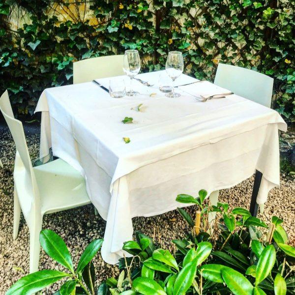 la Brisa tra i ristoranti con giardino a milano