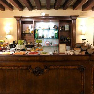 Colazione al Grand Hotel Dogi Venezia