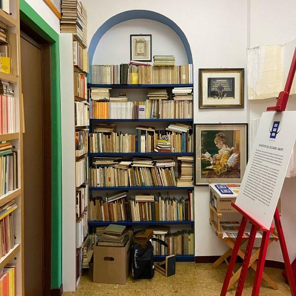 Ingresso Kasa dei Libri Milano