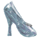 One Glass Slipper; Meg Wallace;