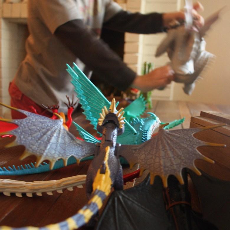 dragon play