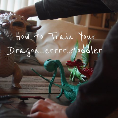 how to train your toddler