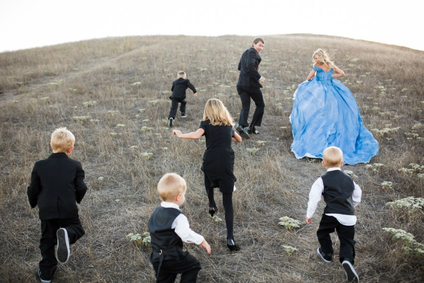 """The reality behind the """"picture perfect"""" photos