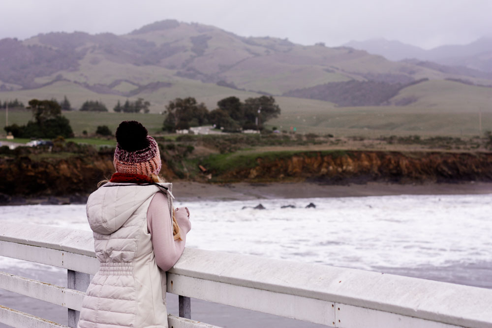 central coast getaway; meg marie wallace