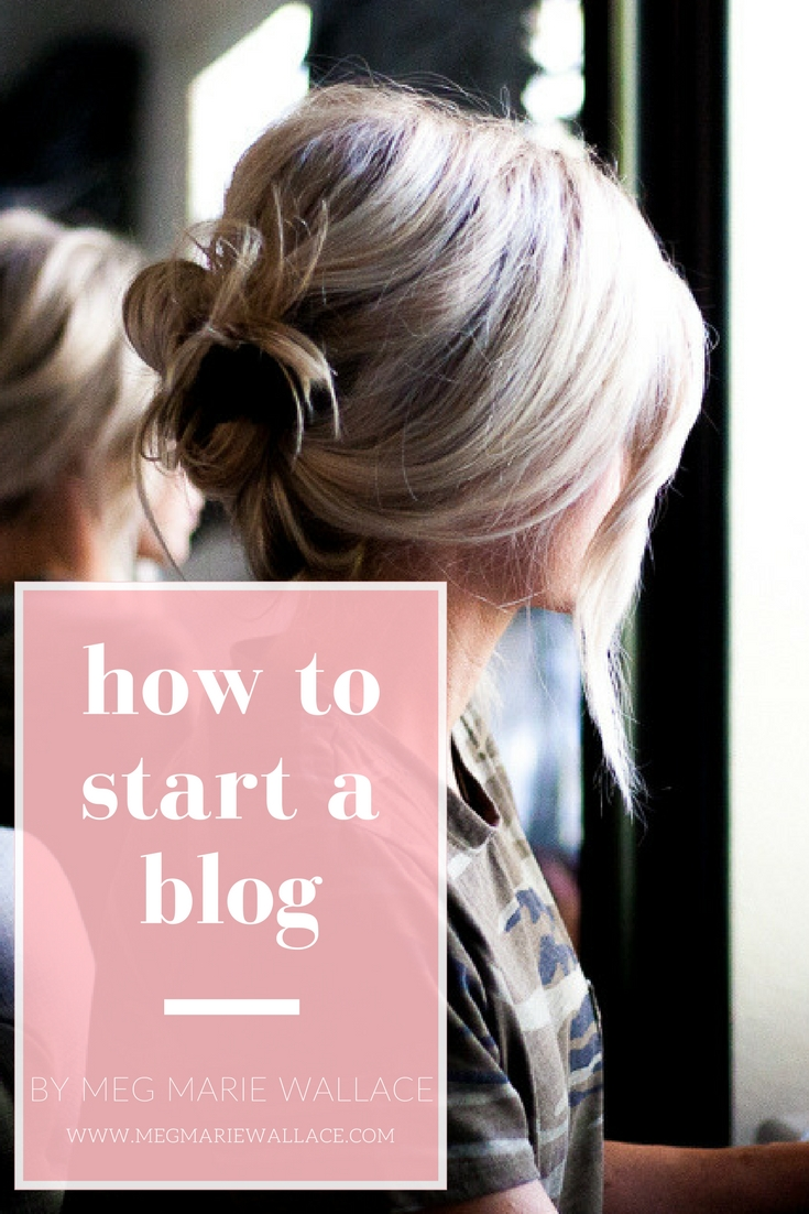 how to start a blog in 9 easy steps