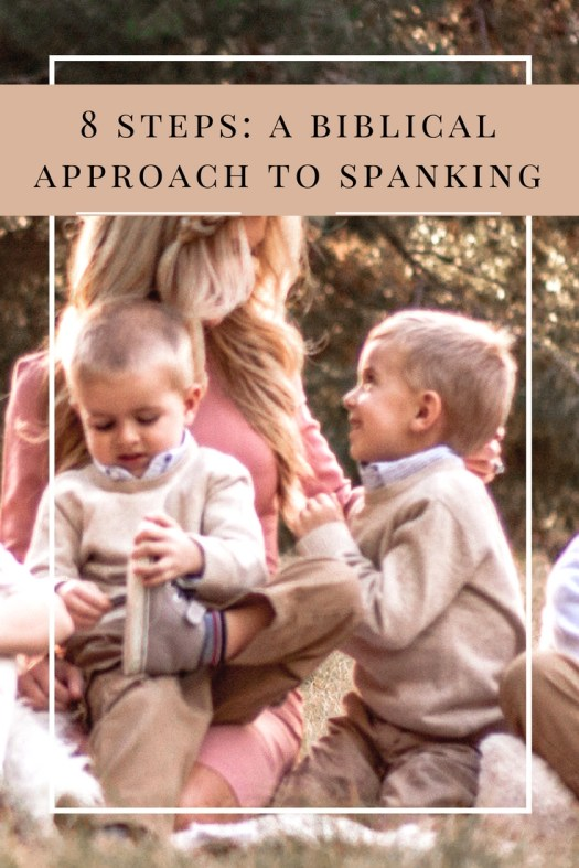 a biblical approach to spanking   meg marie wallace