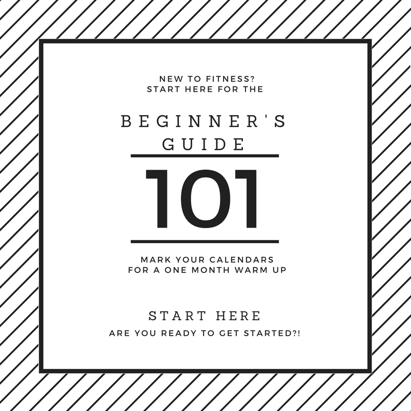 beginner's guide | meg marie fitness | 12 week fitness guide