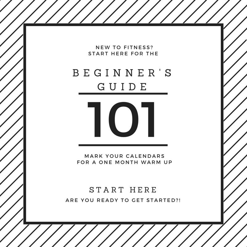 beginner's guide | meg marie fitness | 12 week fitness guide