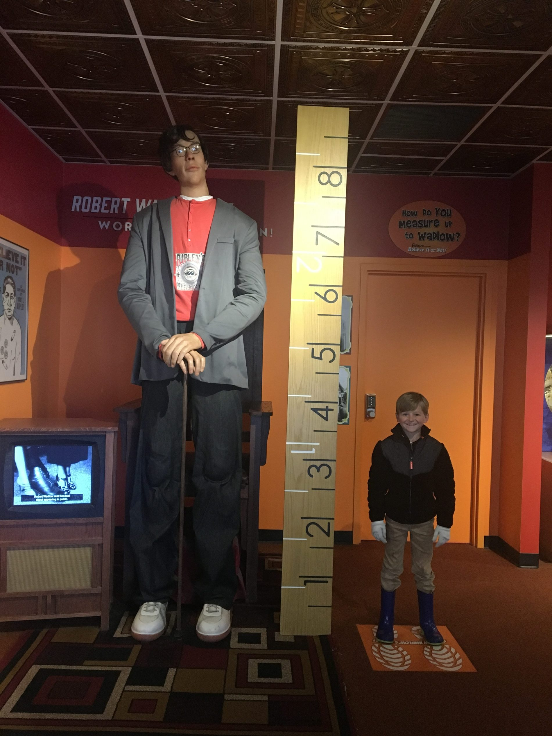 ripley's believe it or not | canada | activities for kids in niagara