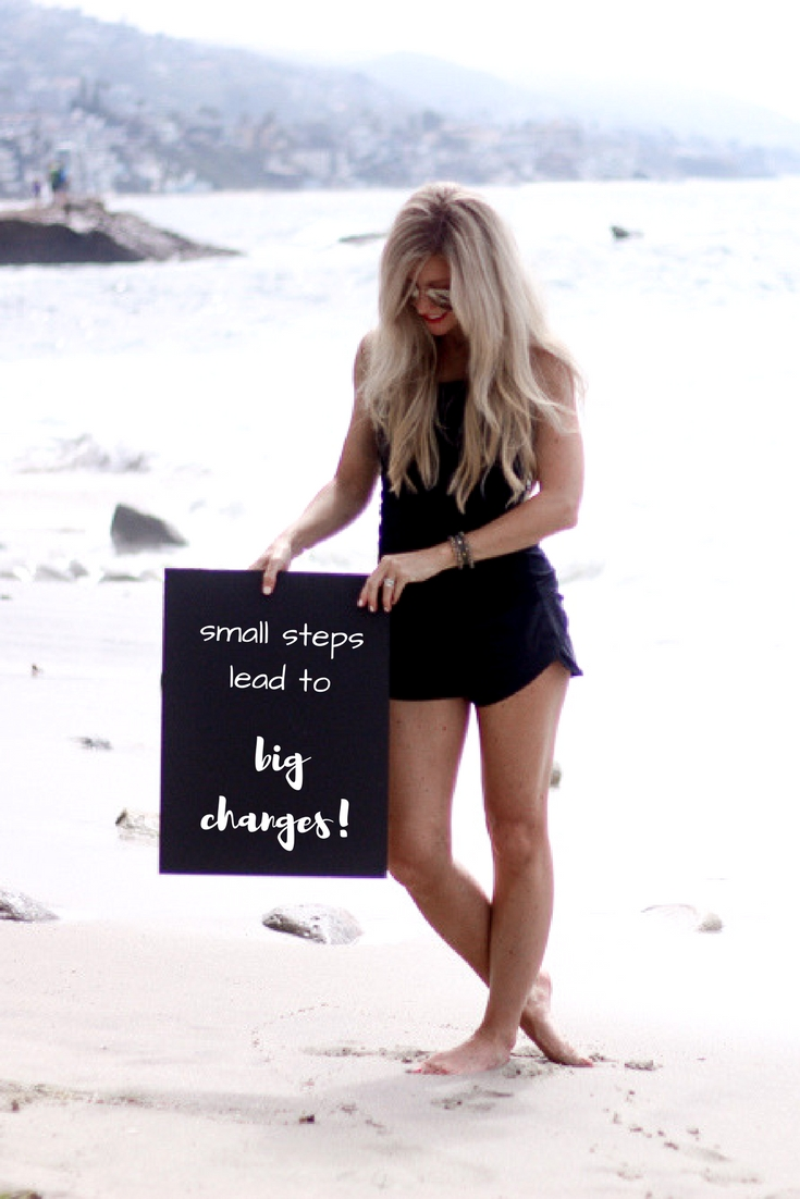 meg marie fitness | 12 week plan | small steps lead to big changes